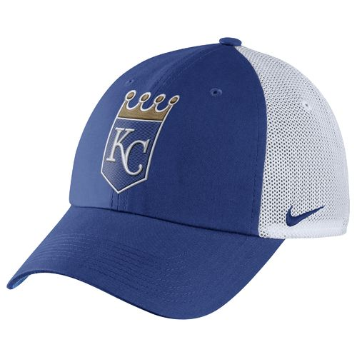Nike™ Adults' Kansas City Royals Heritage86 Dri-FIT Mix Cap