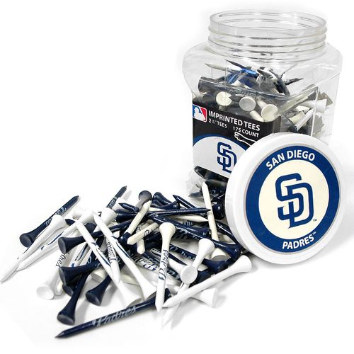 Team Golf San Diego Padres Tees 175-Pack