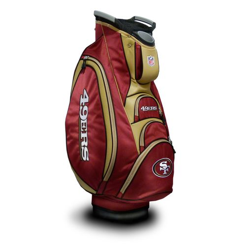 Team Golf San Francisco 49ers Victory Cart Golf Bag