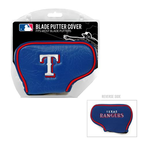 Team Golf Texas Rangers Blade Putter Cover