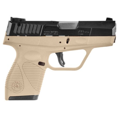Taurus 709 Slim 9mm Single/Double Action Centerfire Pistol