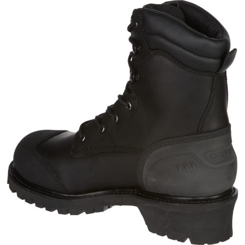 Chippewa Boots Oiled Waterproof Insulated Composition-Toe Logger Rugged Outdoor Boots - view number 3