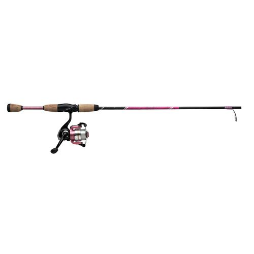 Shakespeare® Amphibian® 5'6'' M Spincast Rod and Reel Combo