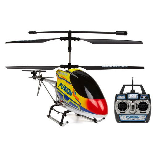 World Tech Toys Fusion 3.5-Channel RC Helicopter - view number 1