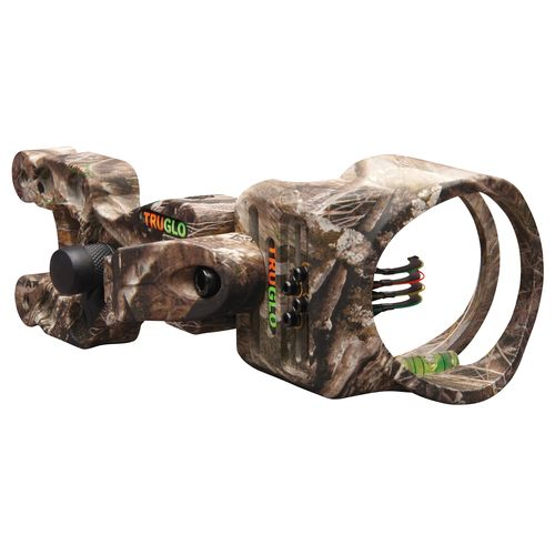 Truglo Carbon XS 0.019 4-Pin Sight Ambidextrous