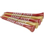 Team Golf Texas State University Tees 50-Pack - view number 1
