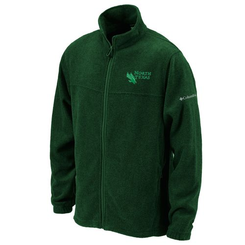 Columbia Sportswear Men's University of North Texas Flanker Fleece