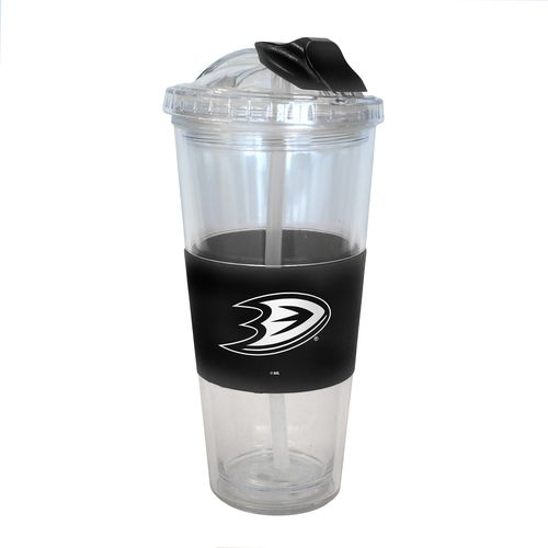 Boelter Brands Anaheim Ducks 22 oz. No-Spill Straw Tumblers 2-Pack