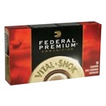 Federal Premium Vital-Shok .270 Win 140-Grain Trophy Bonded Tip Centerfire Rifle Ammunition - view number 1