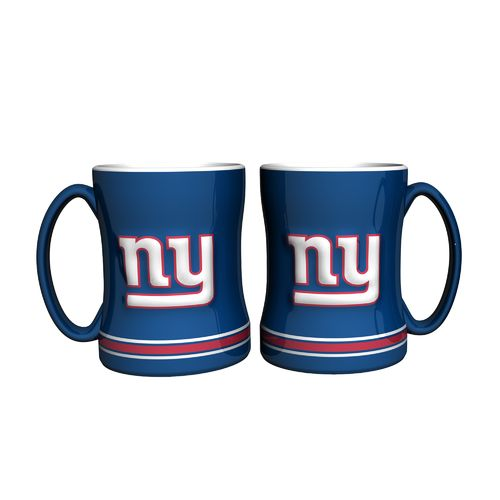 Boelter Brands New York Giants 14 oz. Relief Mugs 2-Pack