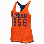 Colosseum Athletics Women's Auburn University Triple Crown Reversible Tank Top