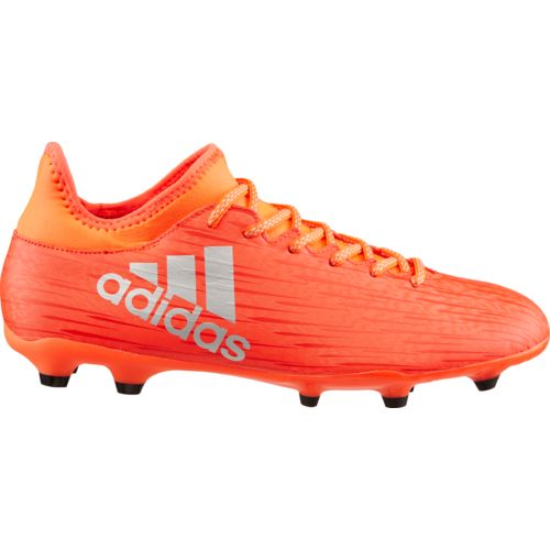 Display product reviews for adidas Men's X 16.3 FG Soccer Cleats