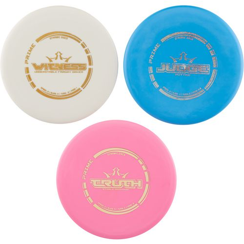 Display product reviews for Dynamic Discs Prime Disc Golf Start Set