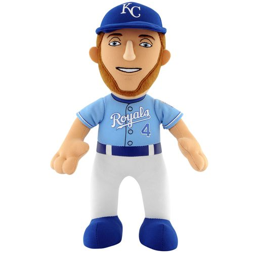 "Bleacher Creatures™ Kansas City Royals Alex Gordon #4 10"" Plush Figure"