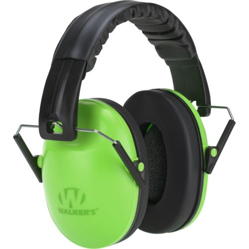 Walker's Kids' Hearing-Protection Earmuffs
