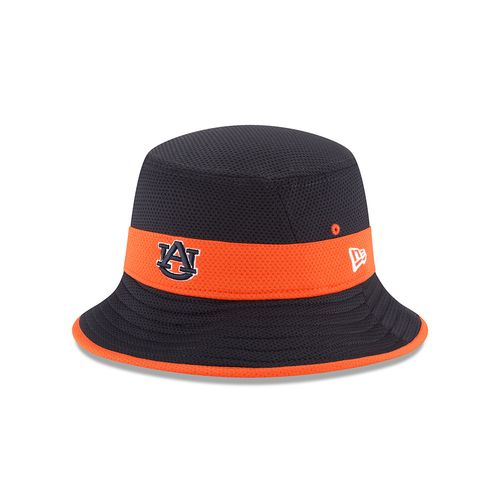 New Era Men's Auburn University Train Bucket Hat