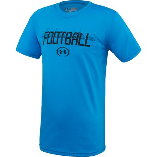 Under Armour™ Boys' Football Branded T-shirt