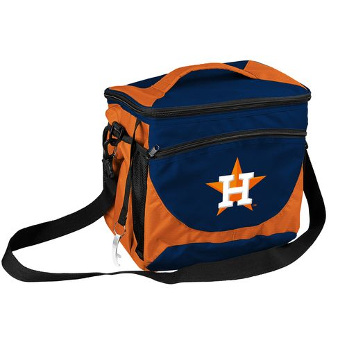 Logo Houston Astros 24-Can Cooler