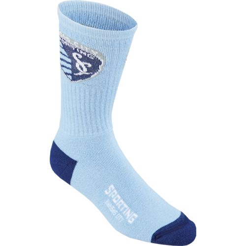 For Bare Feet Adults' Sporting Kansas City Crew
