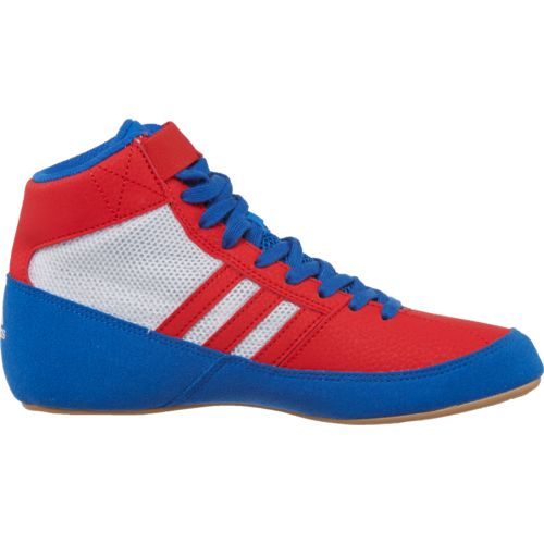 adidas Kids' HVC Laced Wrestling Shoes