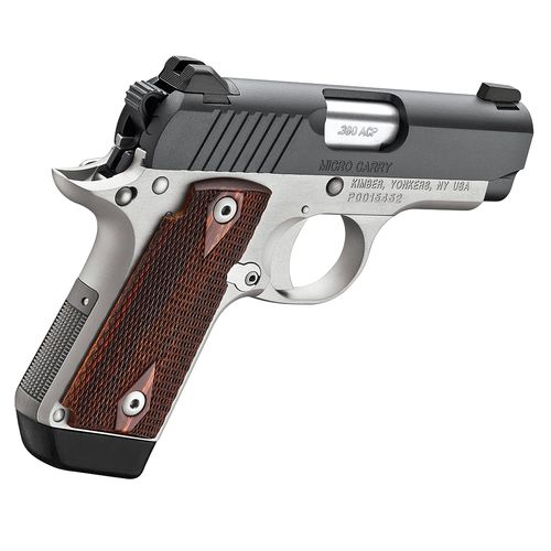 Kimber Micro Carry 2-Tone .380 ACP Semiautomatic Pistol - view number 3