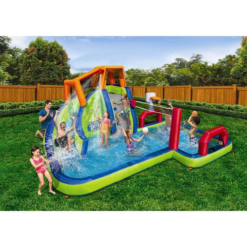 Display product reviews for Banzai Aqua Sports Water Park