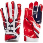 Under Armour® Boys' Texas F5 Receiver Gloves
