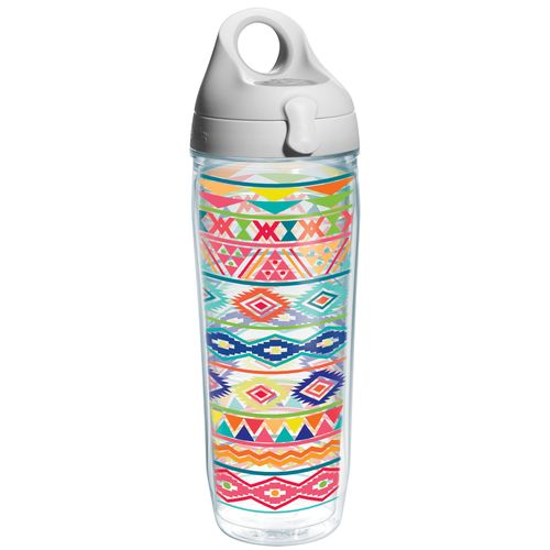 Tervis Aztec Pattern 24 oz. Water Bottle with Lid