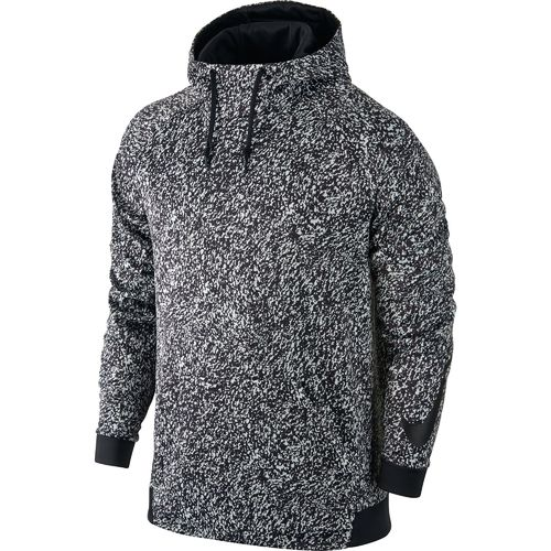 Nike™ Men's Therma PO Grind Up Fleece Hoodie