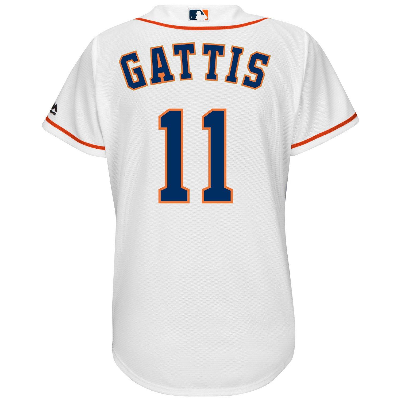 Majestic Women's Houston Astros Evan Gattis #11 Cool