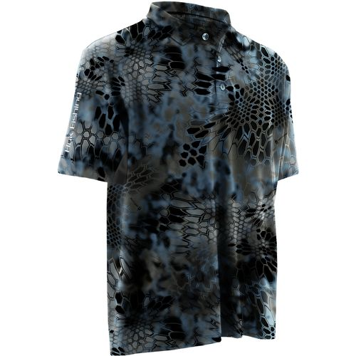 Huk Men's Kryptek Icon Polo Shirt