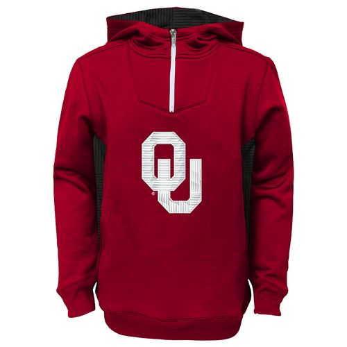 NCAA Kids' University of Oklahoma Pullover Hoodie