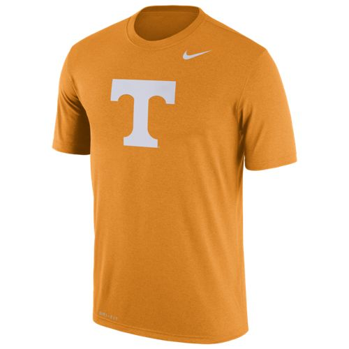 Nike Men's University of Tennessee Dri-FIT Legend Logo Short Sleeve T-shirt