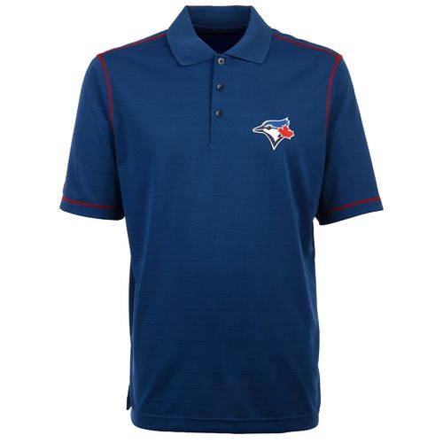 Antigua Men's Toronto Blue Jays Icon Piqué Polo Shirt