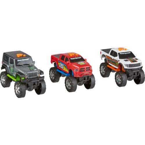 Toy State Road Rippers Push-Powered Sport Truck