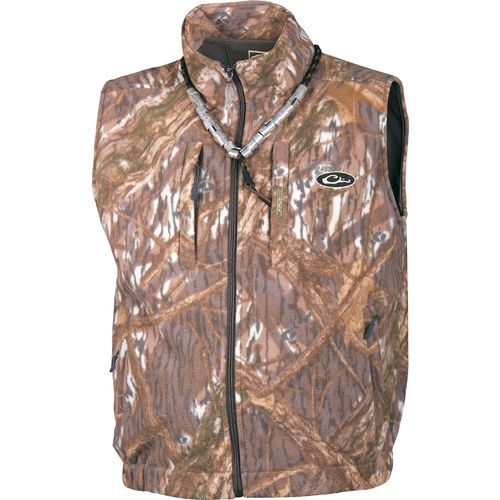 Drake Waterfowl Men's MST Windproof Layering Vest - view number 1