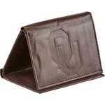 Rico Men's University of Oklahoma Trifold Wallet