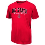 Colosseum Athletics™ Boys' North Carolina State University Arch Logo T-shirt - view number 1
