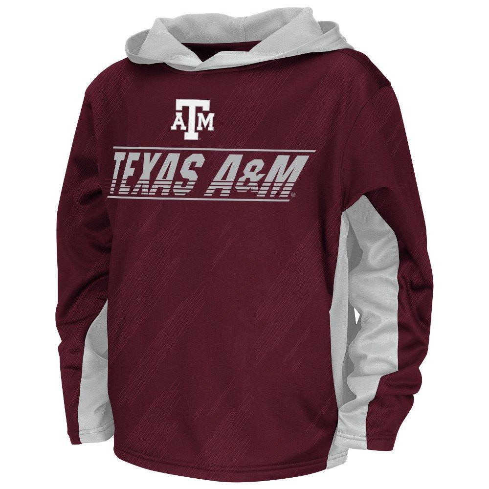 Colosseum Athletics™ Juniors' Texas A&M University Sleet Pullover