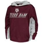 Colosseum Athletics™ Juniors' Texas A&M University Sleet Pullover Hoodie