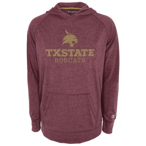 Champion™ Men's Texas State University Raglan Pullover Hoodie