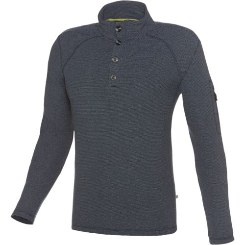 Magellan Outdoors™ Men's Pebble Ridge Long Sleeve Sweater Fleece