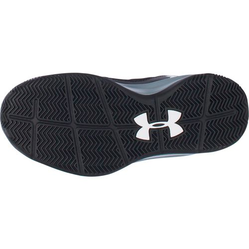 Under Armour Boys' BPS Jet Mid-Top Basketball Shoes - view number 4
