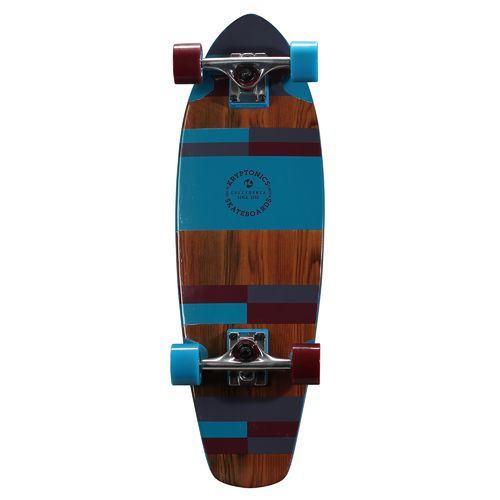 "Kryptonics Sleek 27"" Cruiser Board"