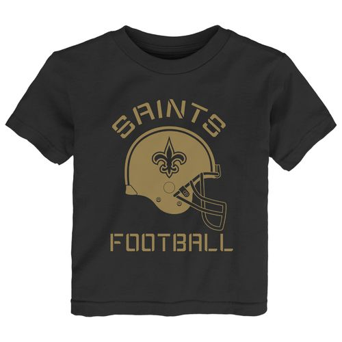 NFL Toddler Boys' New Orleans Saints Downhill Rusher T-shirt
