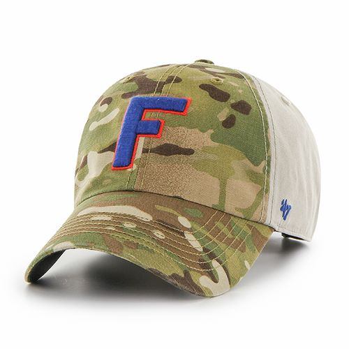 '47 University of Florida Sumner Camo Cap