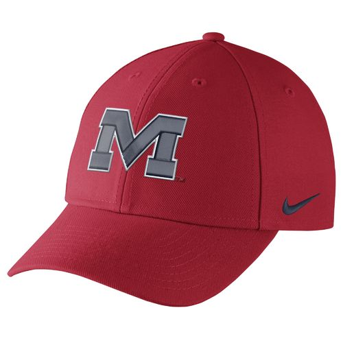 Nike™ Men's University of Mississippi Dri-FIT Classic Cap
