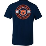 Image One Men's Auburn University Rounds Comfort Color Short Sleeve T-shirt