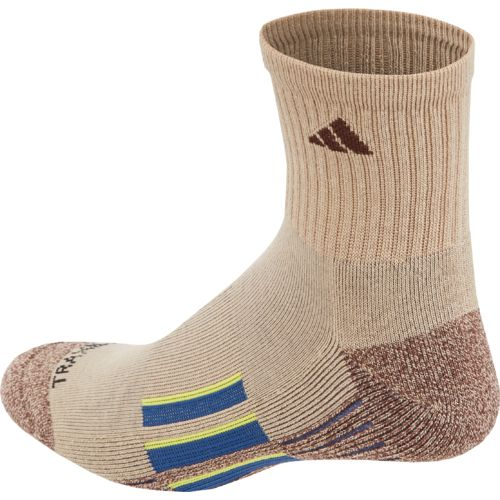 adidas Men's climalite X II Mid-Crew Socks - view number 2