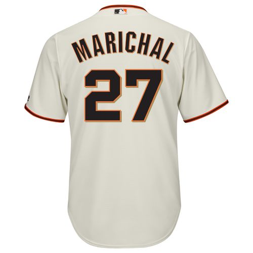 Majestic Men's San Francisco Giants Juan Marichal #27 Cool Base Replica Jersey